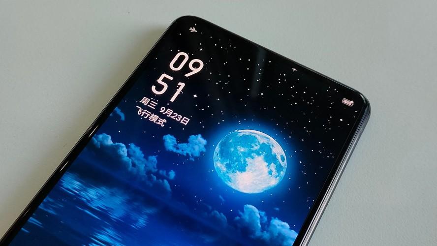 Quản lý cấp cao realme hé lộ smartphone với camera dưới màn hình
