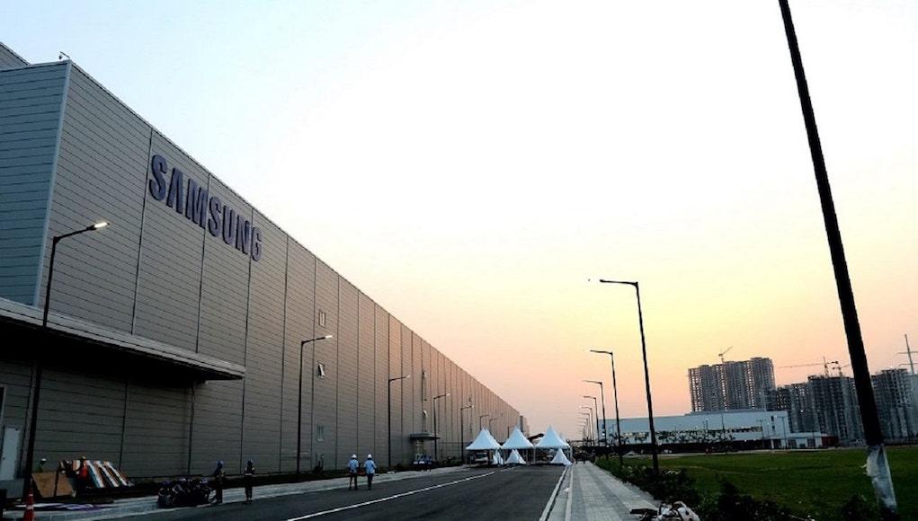 Samsung bán nhà máy sản xuất LCD tại Trung Quốc cho TCL