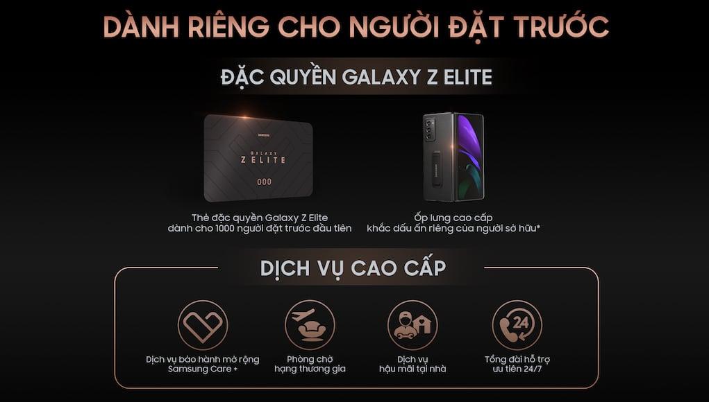 Samsung Galaxy Z Fold2 ra mắt thị trường Việt