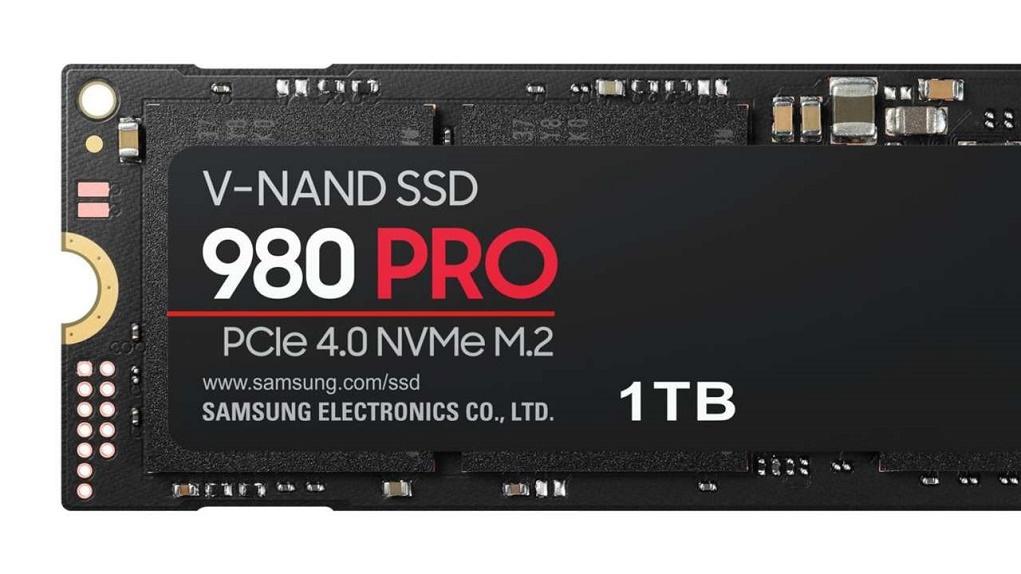 Samsung ra mắt ổ cứng SSD 980 Pro, tương thích khe cắm M.2 trên giao diện PCIe 4.0