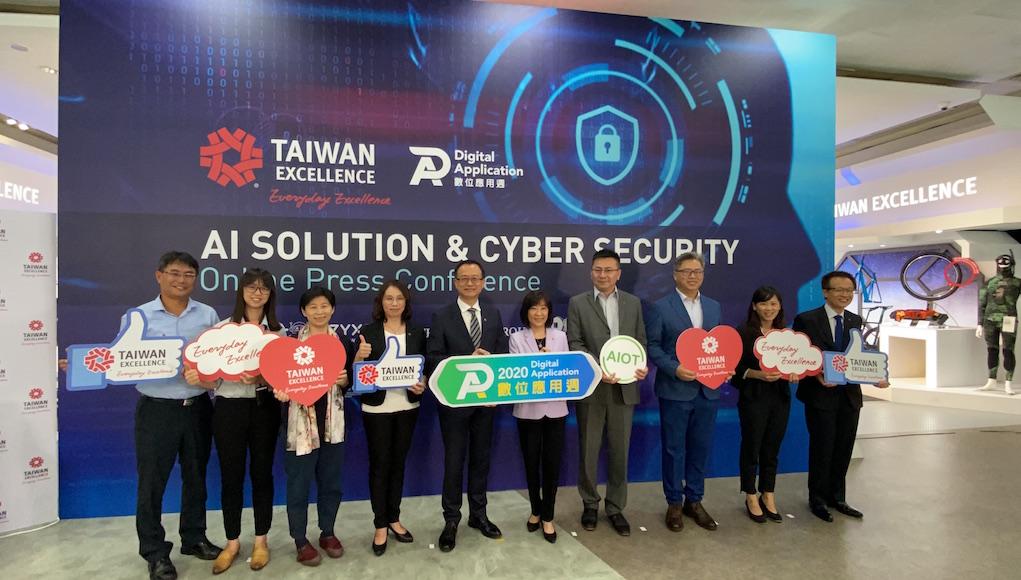 Taiwan Excellence giới thiệu các giải pháp AI và an ninh mạng tiên tiến