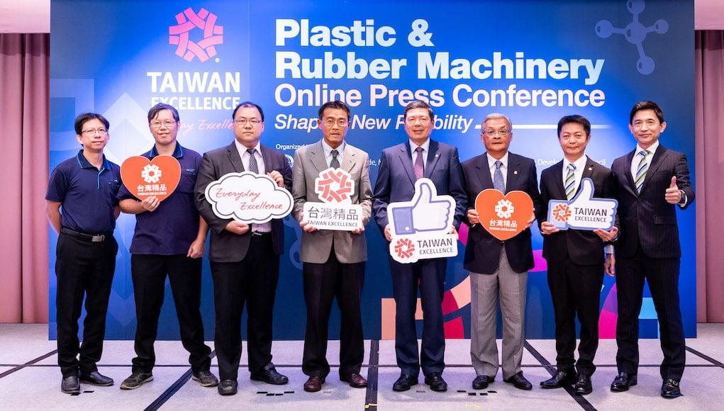 Taiwan Excellence giới thiệu những máy móc tiên tiến trong sản xuất nhựa và cao su