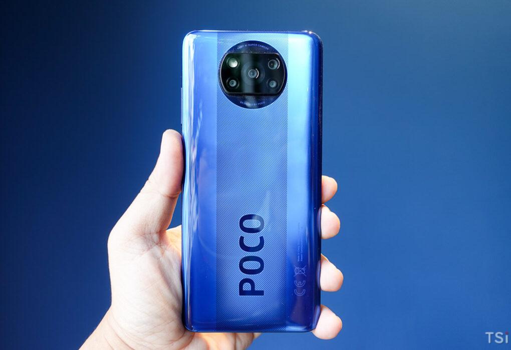 Trải nghiệm nhanh POCO X3 NFC: Máy đẹp, chơi game không thấy nóng