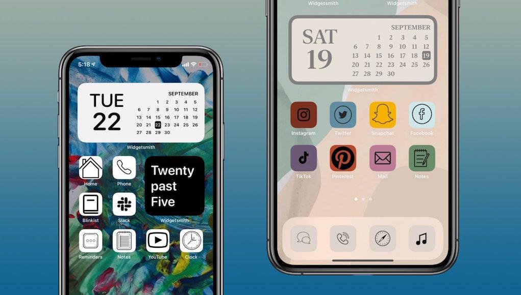 Tùy biến icon ứng dụng sẽ làm iPhone chậm đi