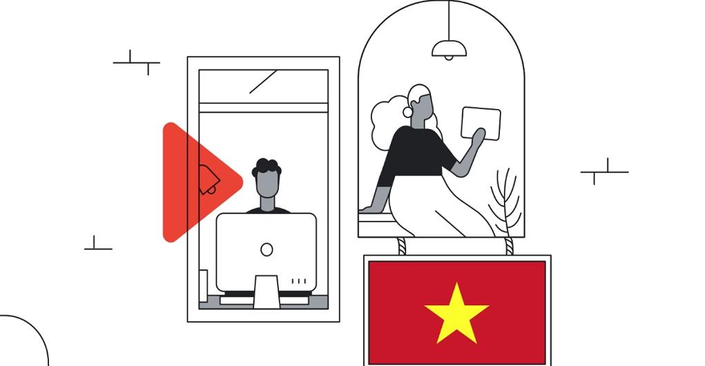 Việt Nam có 350 kênh YouTube với hơn một triệu người đăng ký theo dõi