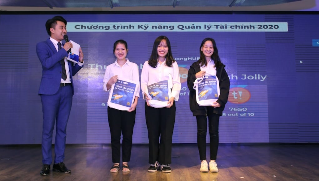 Visa và Trung ương Hội Sinh viên Việt Nam khởi động chương trình Kỹ năng Quản lý Tài chính 2020