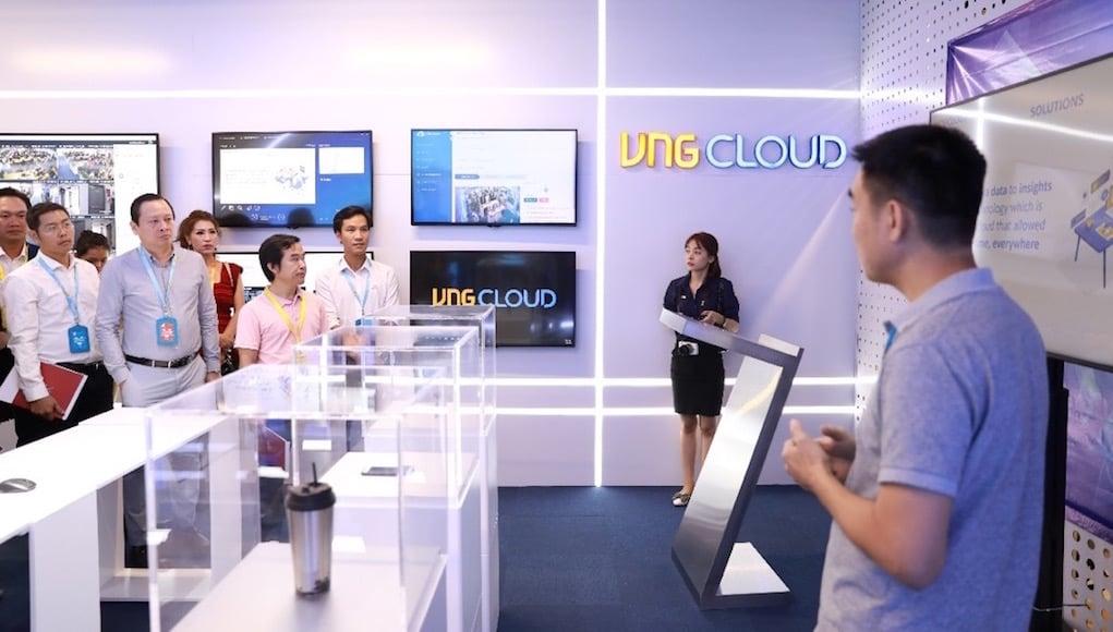 """VNG Cloud ra mắt phòng giới thiệu công nghệ """"made in Vietnam"""""""