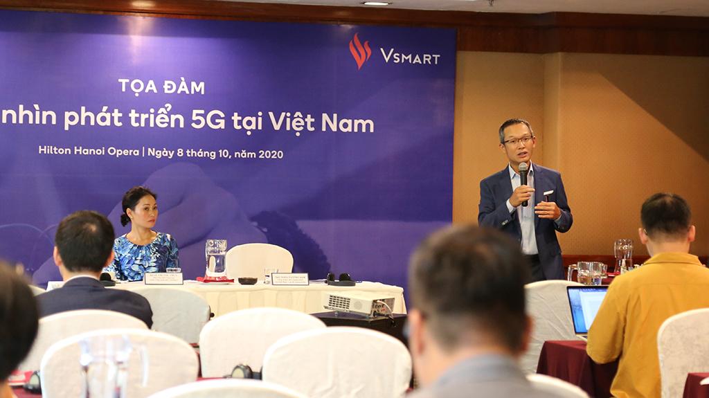 VinSmart gia công điện thoại cho Mỹ, tự nghiên cứu smartphone 5G giá rẻ