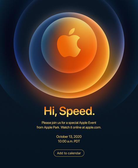 Apple sẽ tổ chức sự kiện trực tuyến ra mắt iPhone 12 vào 13/10