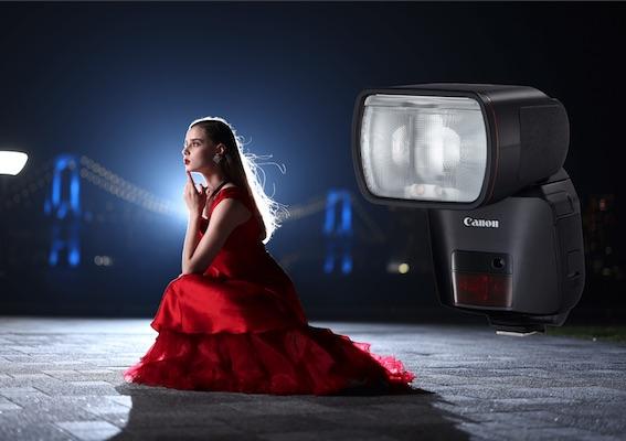 Điều khiển ánh sáng tuyệt vời với đèn Speedlite EL-1