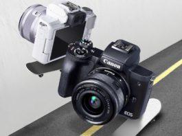 Canon EOS M50 Mark II ra mắt, giá từ 16 triệu đồng