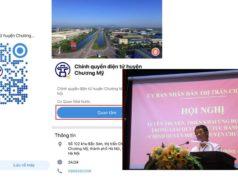 Thị trấn Chúc Sơn, Hà Nội dùng Zalo để cải cách công tác hành chính