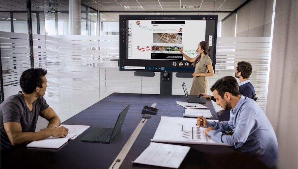 Dell giới thiệu các sản phẩm hiển thị và giải pháp học trực tuyến mới
