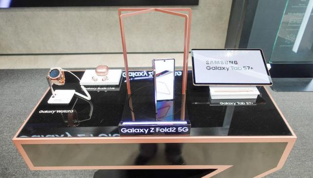 Doanh thu Q3/2020 của Samsung cao nhất từ trước đến nay