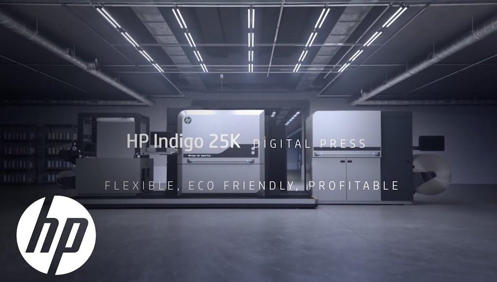 ePac sử dụng máy ép kỹ thuật số HP Indigo mở rộng nhiều thị trường