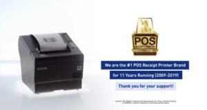 Epson dẫn đầu thị trường máy in hóa đơn tại Đông Nam Á năm 2019