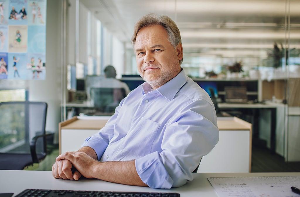 Ông Eugene Kaspersky, Giám đốc Điều hành của Kaspersky