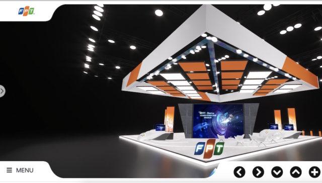 FPT trình diễn 5 giải pháp chuyển đổi số tại ITU Digital World 2020