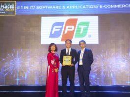 FPT lọt top 50 thương hiệu nhà tuyển dụng hấp dẫn nhất 2020