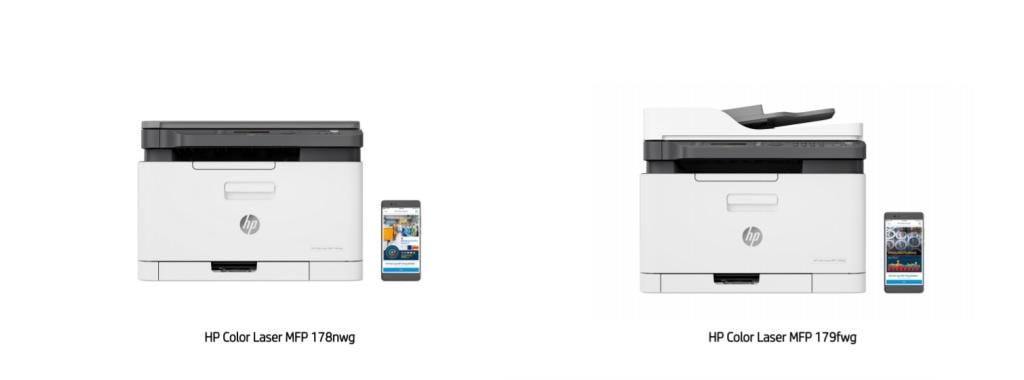 Máy in HP Color Laser 150 và MFP 170 lên kệ giá từ 4,7 triệu đồng