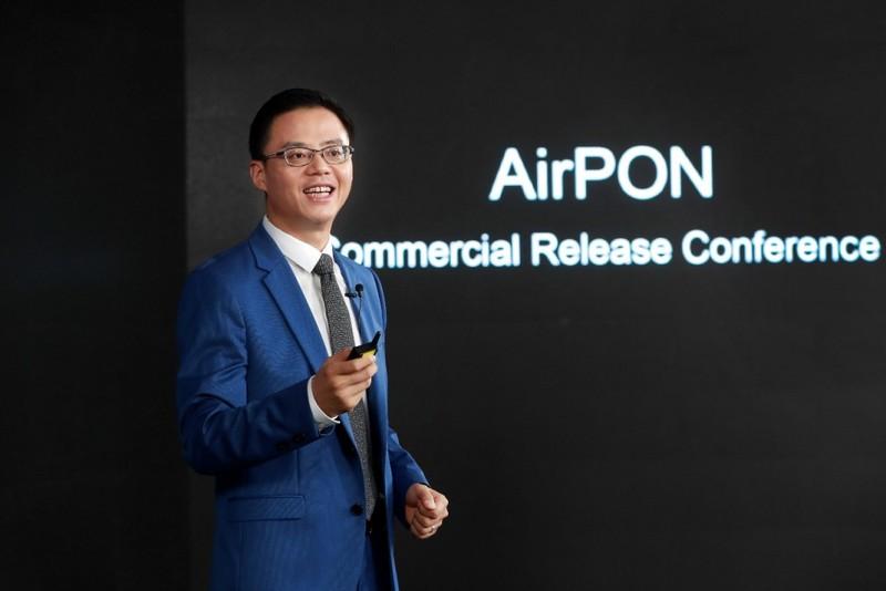 Huawei AirPON đoạt giải thưởng Giải pháp truy cập cố định tốt nhất BBWF 2020