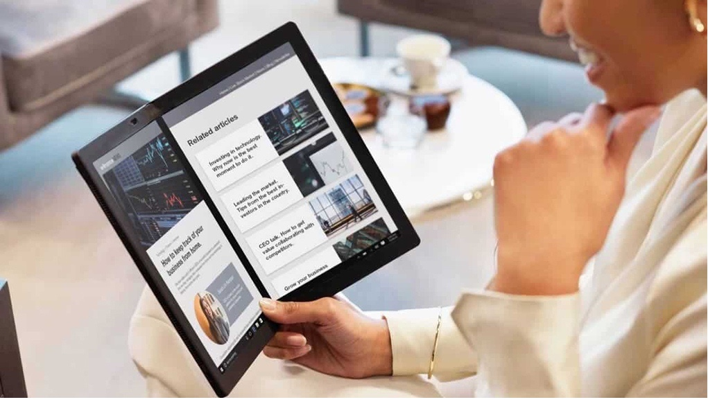 Lenovo mở rộng danh mục ThinkBook, ra mắt ThinkPad nhẹ nhất thế giới