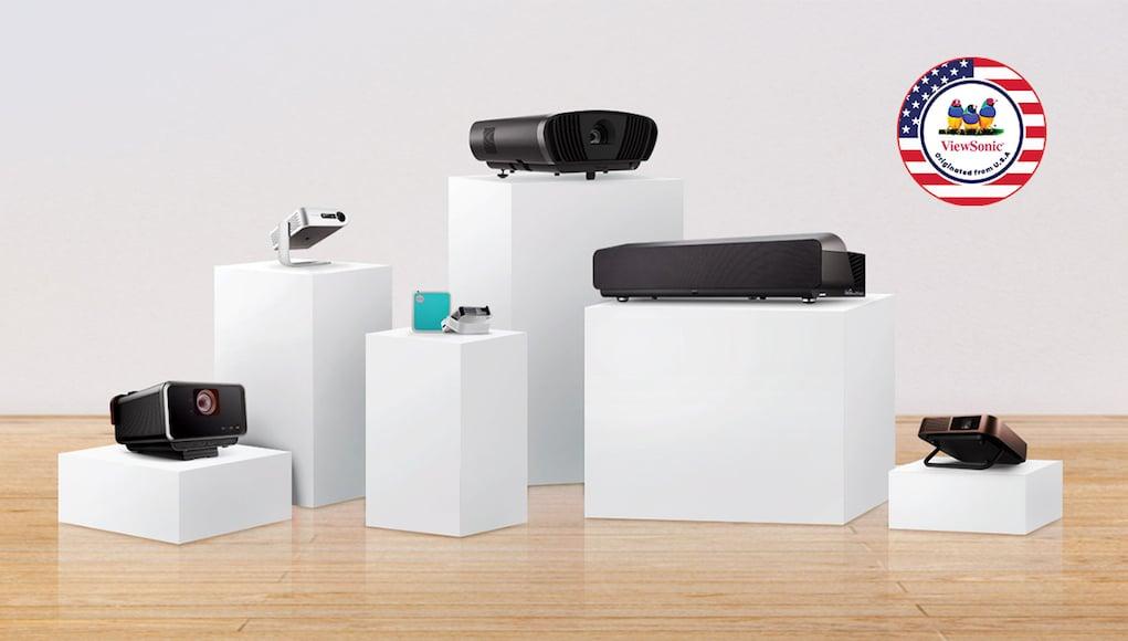 Máy Chiếu LED ViewSonic đạt tăng trưởng 30% trong 6 tháng đầu năm 2020
