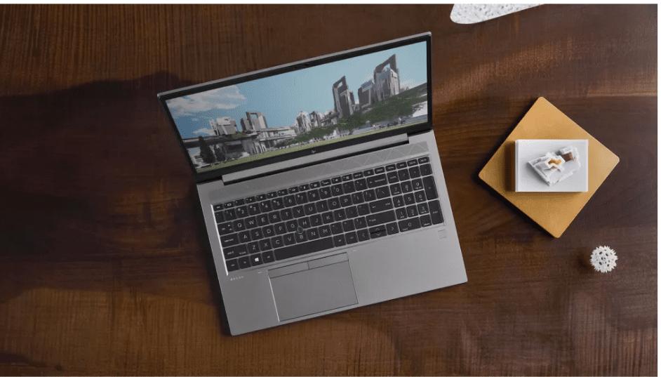HP ra mắt dòng máy trạm di động cao cấp Zbook Firefly 14 G7