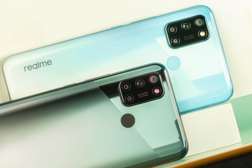 Mở hộp Realme 7i: Snapdragon 662, màn hình 90Hz, pin 5000mAh, sạc nhanh
