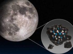 NASA tìm thấy nước trên phần sáng của Mặt Trăng