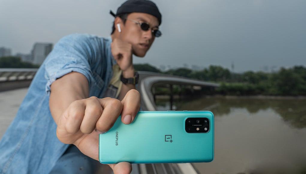 OnePlus 8T 5G ra mắt: màn hình 120Hz, hệ điều hành OxygenOS 11
