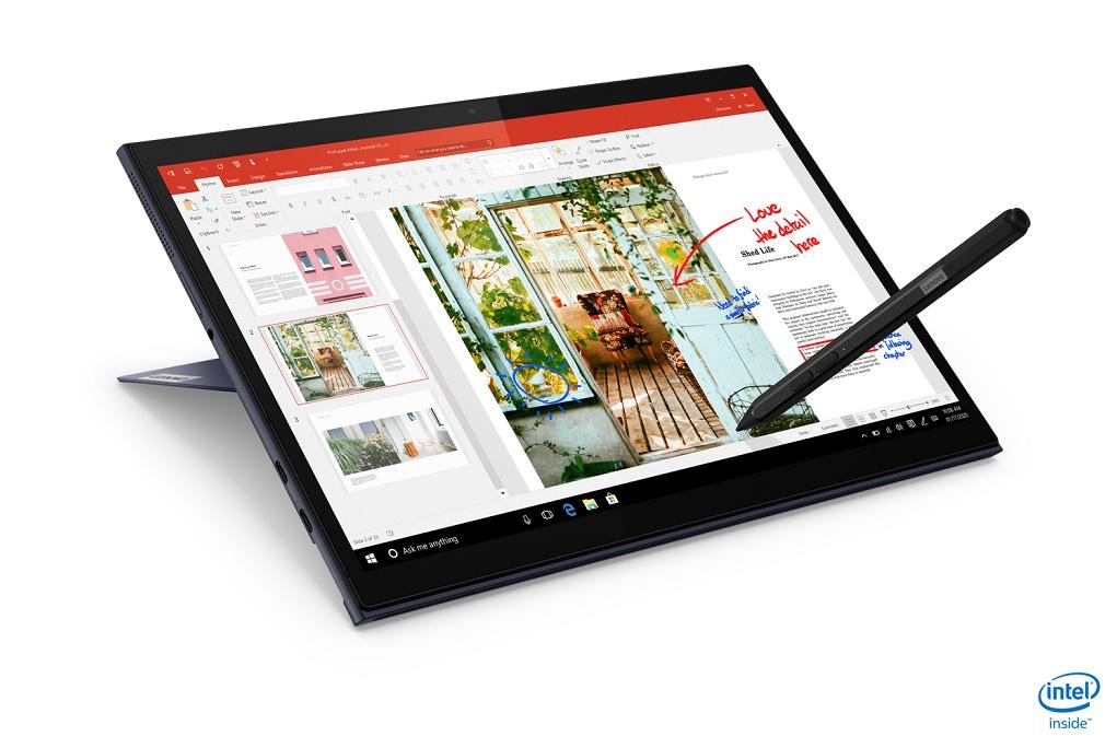 Ra mắt bộ đôi Lenovo Yoga Slim 7i và Yoga Duet 7: thiết kế sang trọng, khả năng tùy biến cao