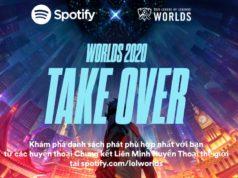 Spotify giúp fan Liên Minh Huyền Thoại khám phá phong cách chơi game