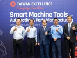 Taiwan Excellence giới thiệu các giải pháp đổi mới trong ngành sản xuất ô tô