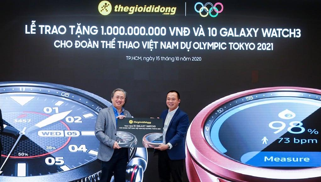 """Thế Giới Di Động trao 1 tỷ đồng, phát động giải chạy bộ online """"Run for future"""""""