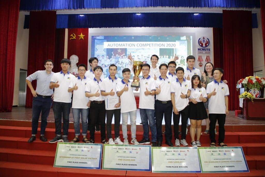 Vòng chung kết Cuộc thi Tự động hóa lần thứ 2 năm 2020