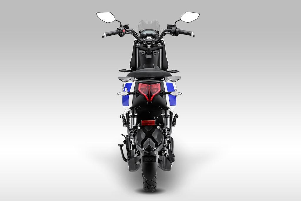 Xe máy điện thể thao YADEA X5 mở bán từ hôm nay
