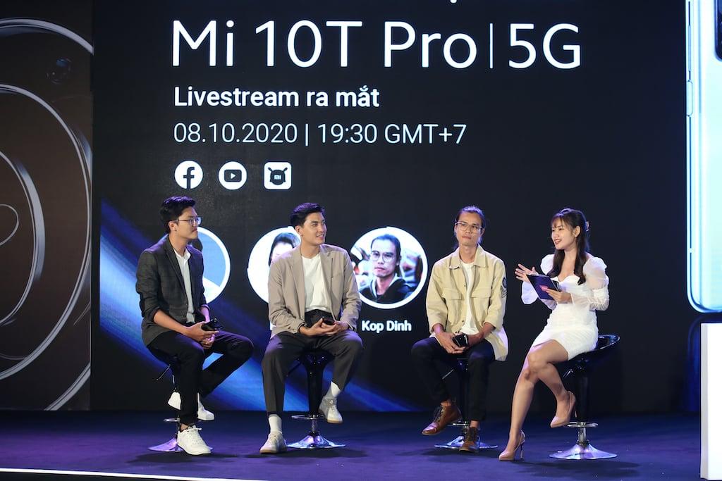 Xiaomi Mi 10T Pro ra mắt cùng 3 thiết bị thuộc hệ sinh thái Mi
