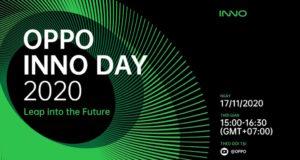 Ra mắt 3 công nghệ đột phá tại sự kiện OPPO Inno Day 2020