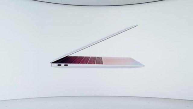 Apple công bố MacBook Air với vi xử lý M1 dựa trên ARM