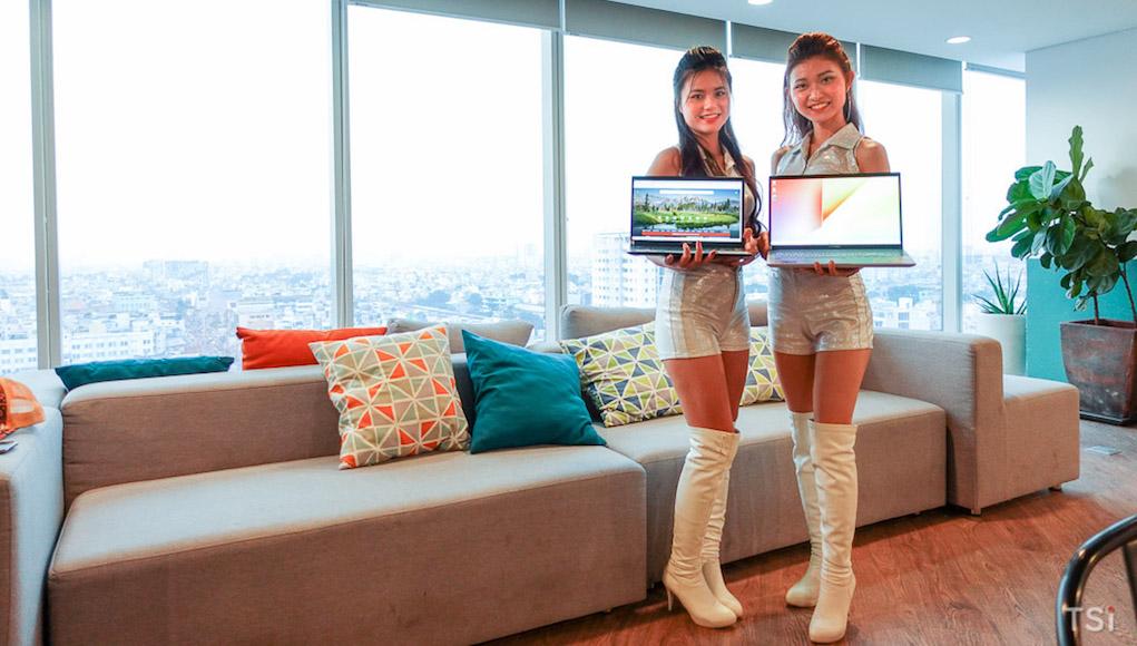 Trên tay Asus Vivobook 14/15 dùng chip Intel Core thế hệ 11