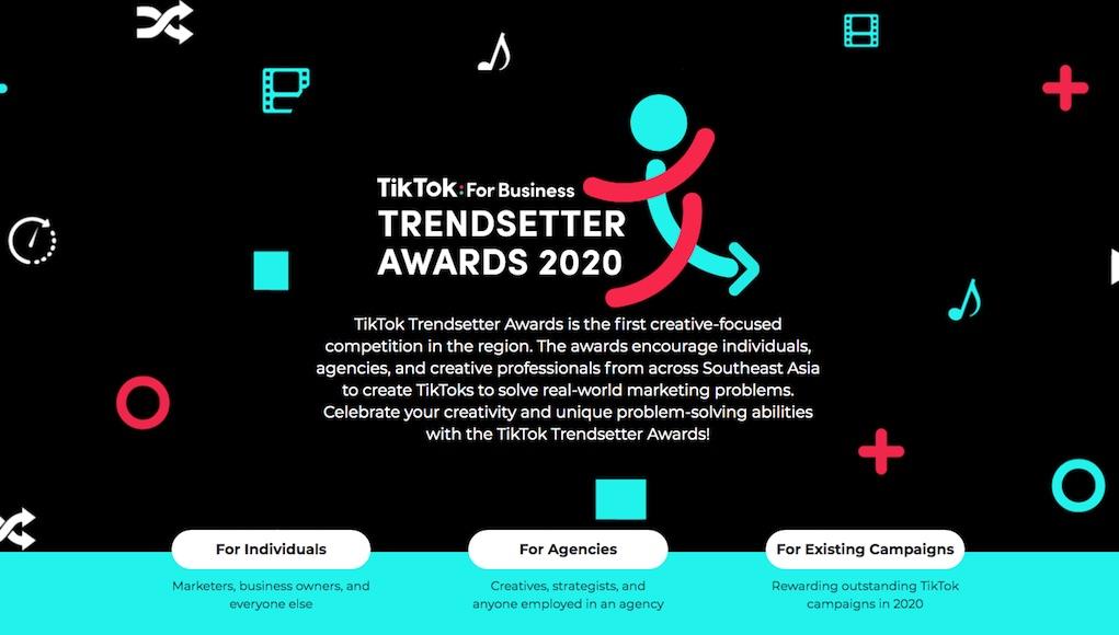Khởi động cuộc thi sáng tạo TikTok Trendsetter
