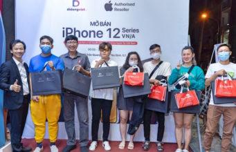 Di Động Việt chính thức mở bán iPhone 12 tại Việt Nam