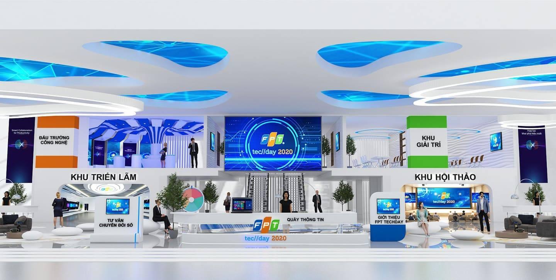 Diễn đàn công nghệ FPT Techday 2020 ngày 19/11 cả online và offline