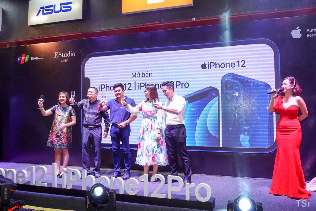 FPT Shop mở bán iPhone 12 Series với nhiều ưu đãi hấp dẫn