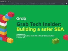 Grab bổ sung nhiều tính năng an toàn và bảo mật cho người dùng