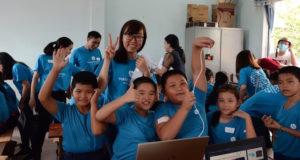 HP thúc đẩy giáo dục tại Việt Nam qua mô hình học tập kết hợp