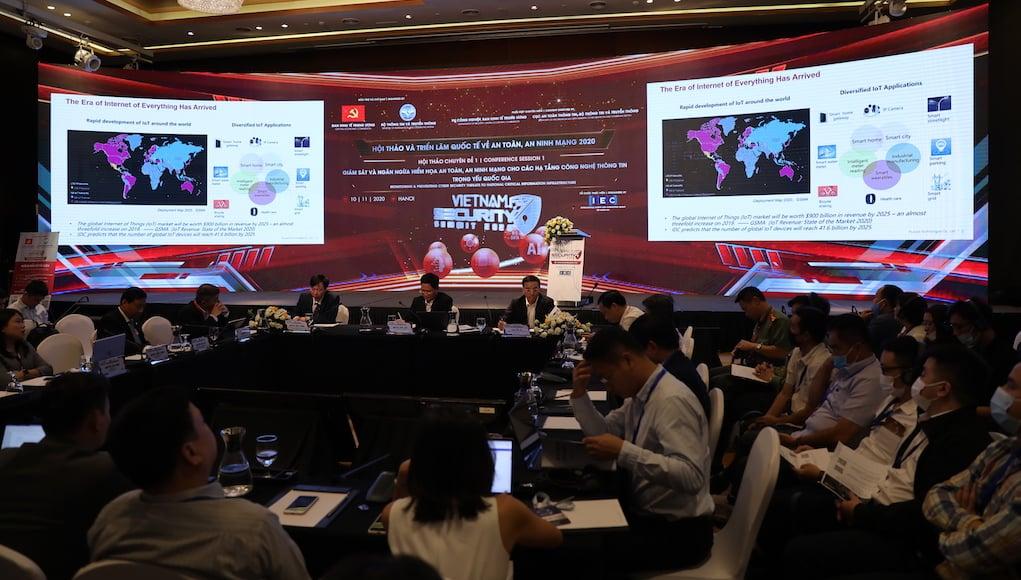 Huawei chia sẻ cách bảo vệ các thành phố thông minh sử dụng IoT