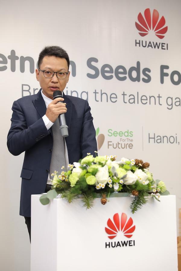 Huawei Việt Nam khai mạc Chương trình Đào tạo Hạt giống Viễn thông Tương lai 2020