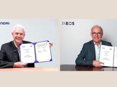 Hyundai Motor và INEOS hợp tác nghiên cứu công nghệ hydrogen